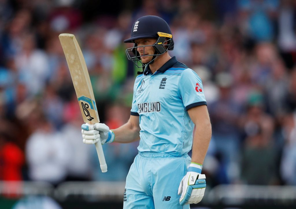 Jos Buttler declared fit for West Indies match