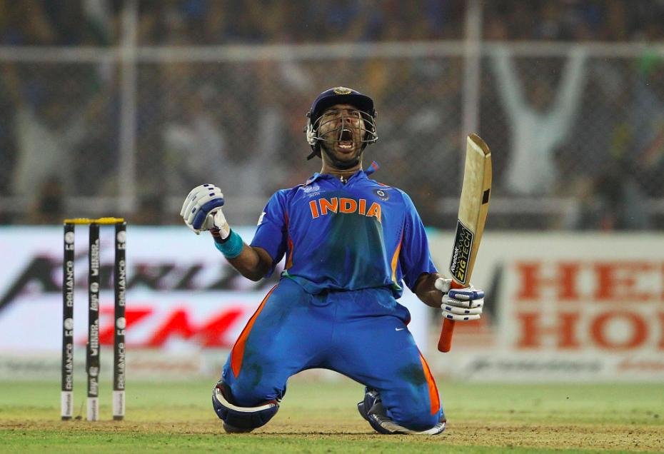 Twitter reaction on Yuvraj Singh's retirement