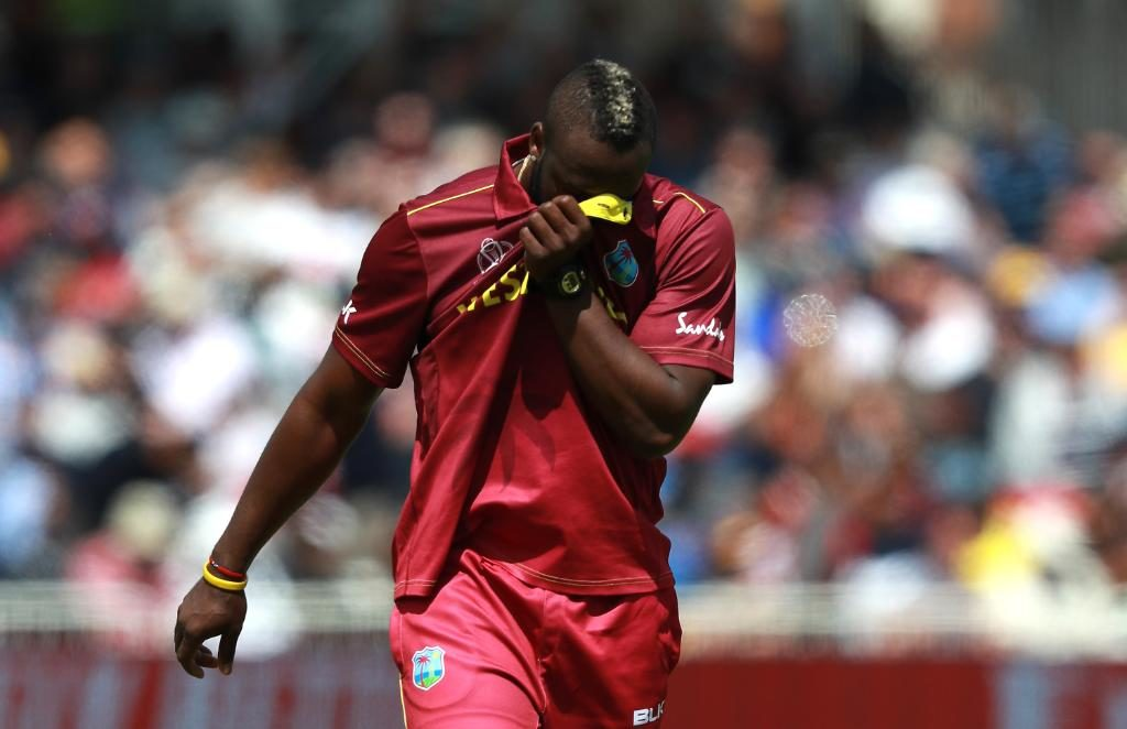 Andre Russell Ruled out of world cup 2019