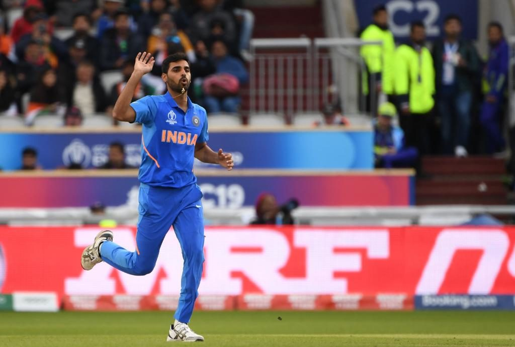 Bhuvneshwar Kumar out for 2-3 matches due to Injury