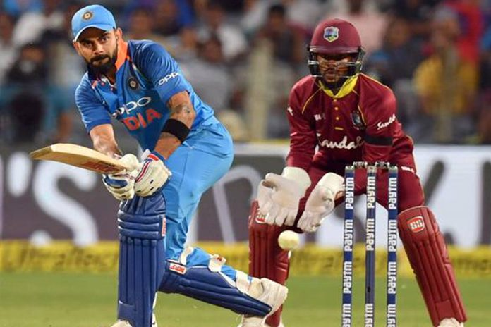 India's tour of the West Indies
