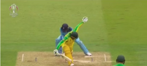 Jos Buttler missed easy stumping after compared with ms dhoni