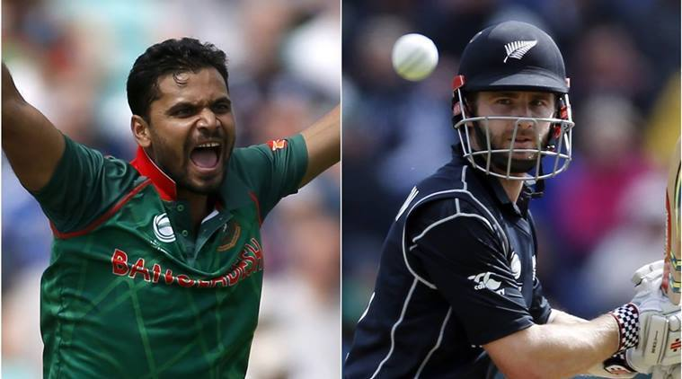 World cup 2019: Match 9, New Zealand versus Bangladesh