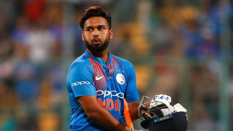 Rishabh Pant Joins team India as cover for injured Shikhar Dhawan