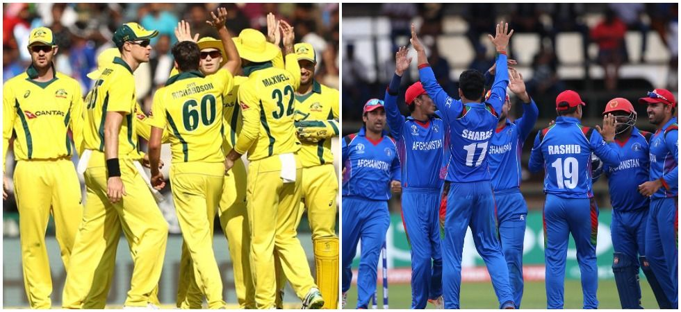 World Cup 2019: 4th match, Australia vs Afghanistan