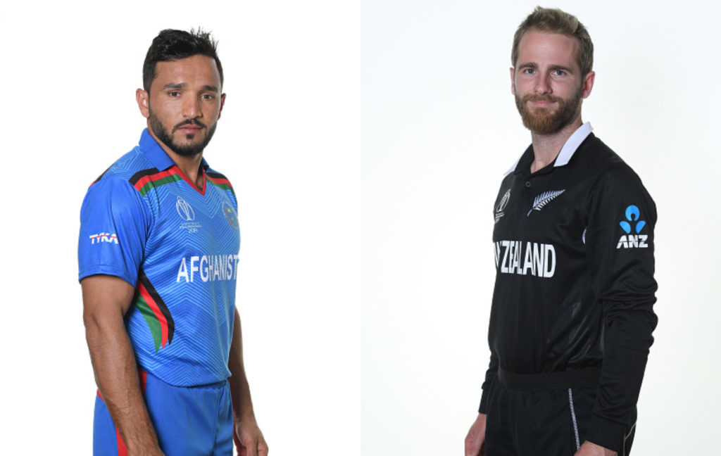 World cup 2019: Match 13, Afghanistan versus New Zealand