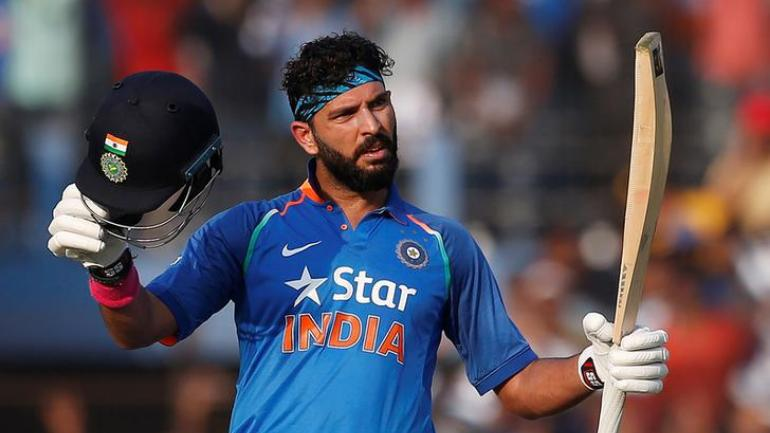 Yuvraj Singh announced his retirement from international cricket