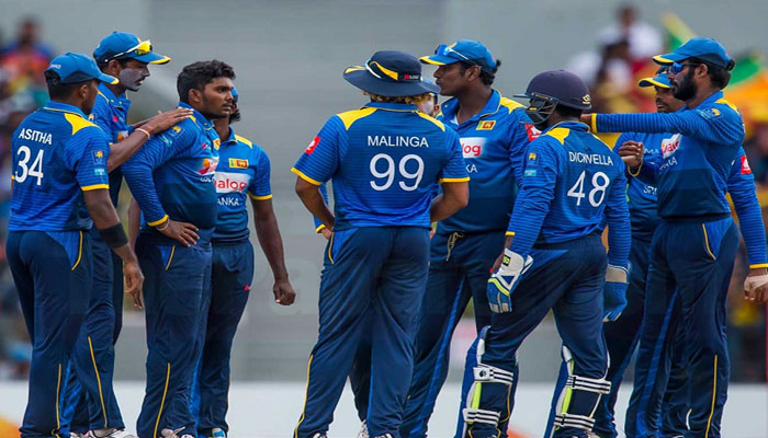 Sri Lanka announced 22-member squad for Bangladesh series