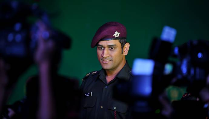 Dhoni has made himself unavailable for the tour of West Indies