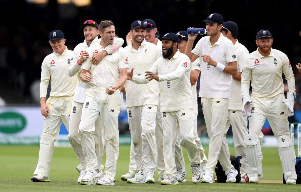 England announced squad for the first Ashes Test