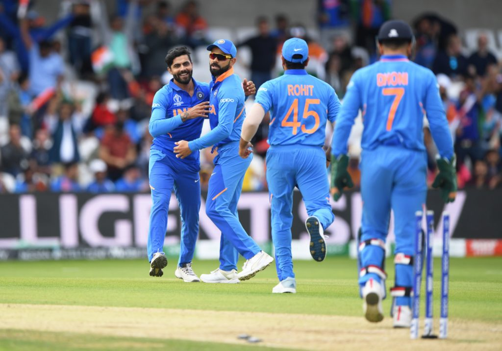 World cup 2019: Team India's possible playing XI for the semi-final