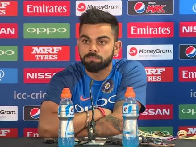 Dhoni has not told us anything about his future: Virat Kohli