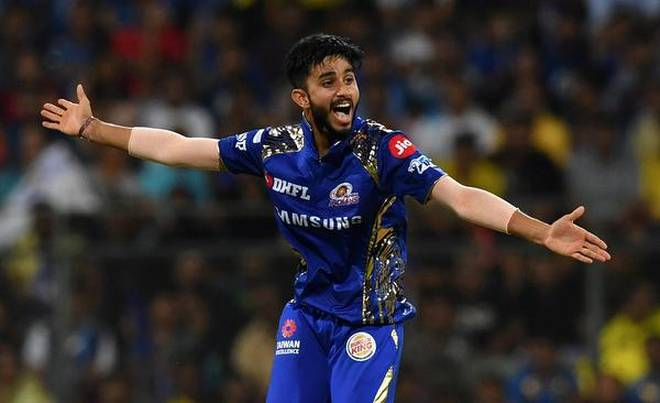 Mumbai Indians trade Mayank Markande for Delhi's Sherfane Rutherford
