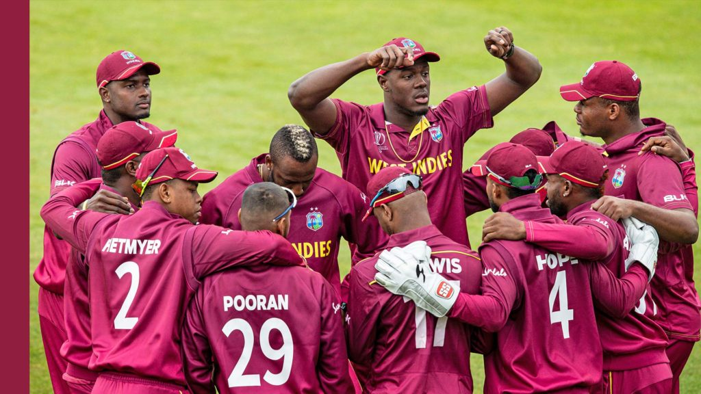 West Indies announced their squad for first two T20Is versus India