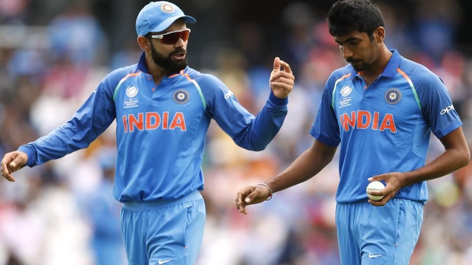 Kohli and Bumrah might be rested for windies limited over series