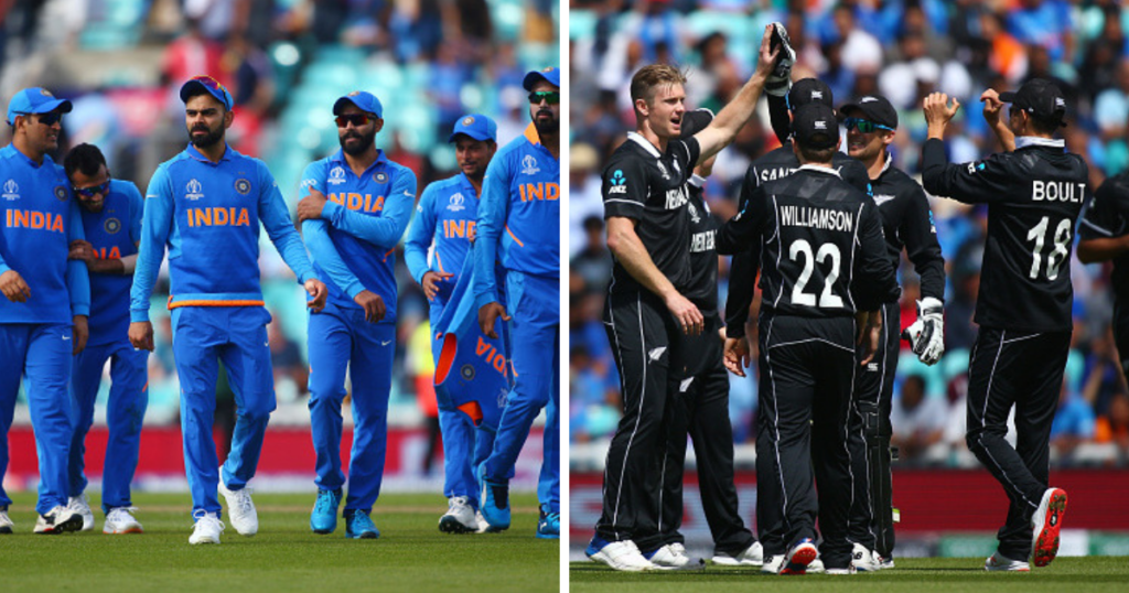 World cup 2019: Semi-final 1, New Zealand versus India