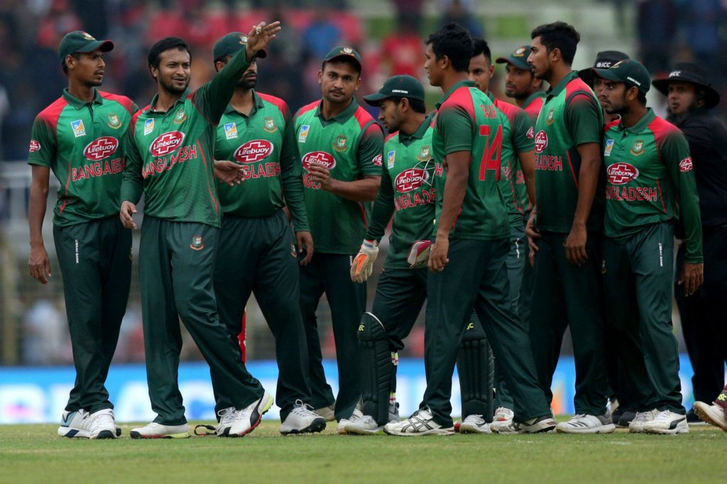 Bangladesh announced their squad for Sri Lanka tour