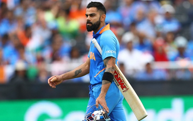 Virat Kohli continues to lead Team India in all three formats