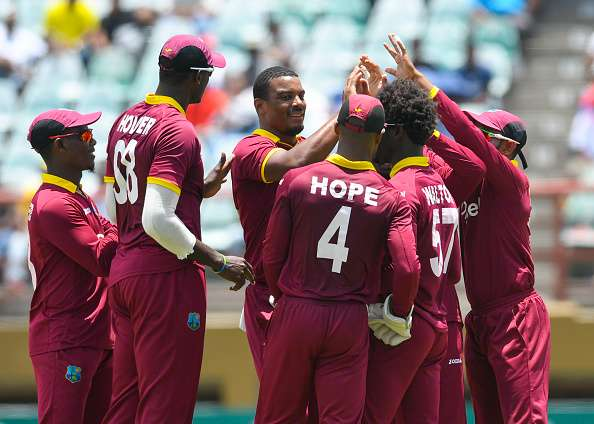 West Indies announced their ODI squad for India series