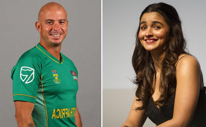 Herschelle Gibbs has no idea who Alia Bhatt is.