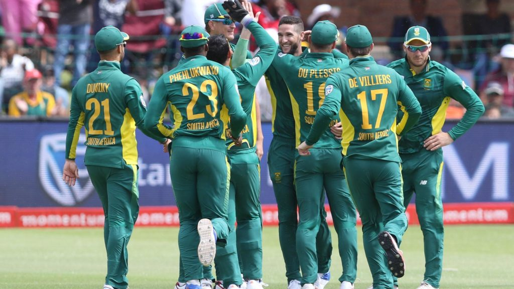 South Africa announced theirsquad for India series