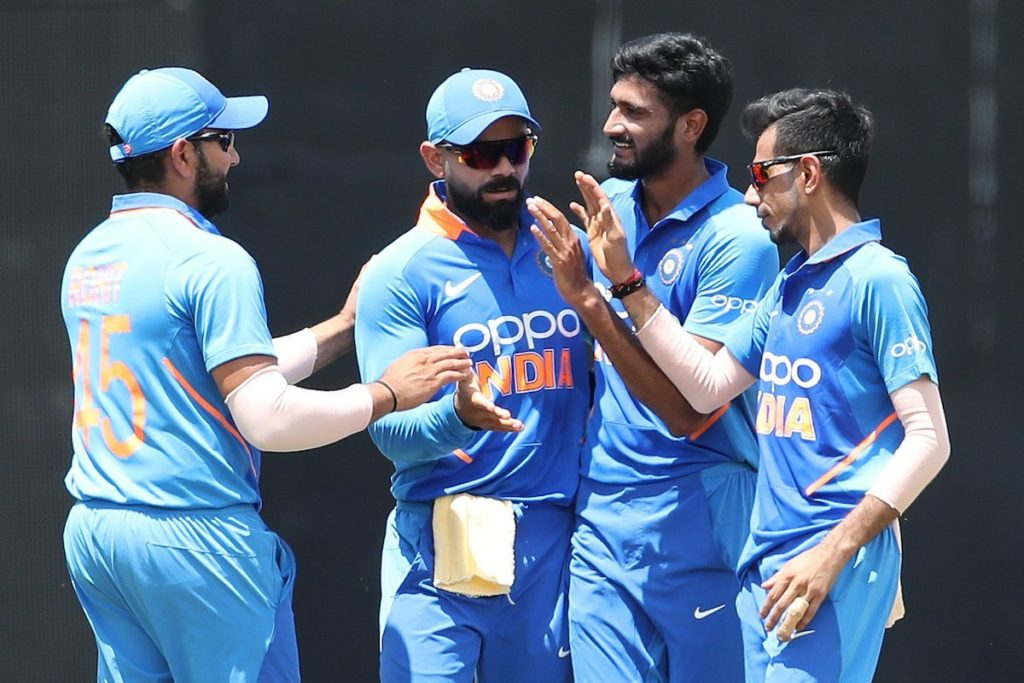 BCCI Announced team India squad for South Africa T20Is