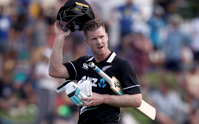James Neesham gave an epic reply to A Pakistan Fan Who Invites Him for Dinner