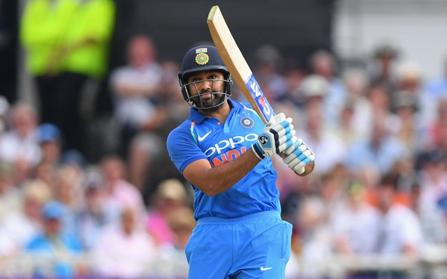 I don't just walk out for my Team. I walk out for my country: Rohit Sharma