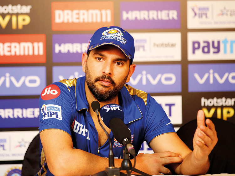 Yuvraj Singh likely to play in Abu Dhabi T20 League