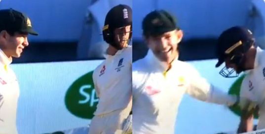 Ben Stokes smartly runs out of time for using the DRS to Australia