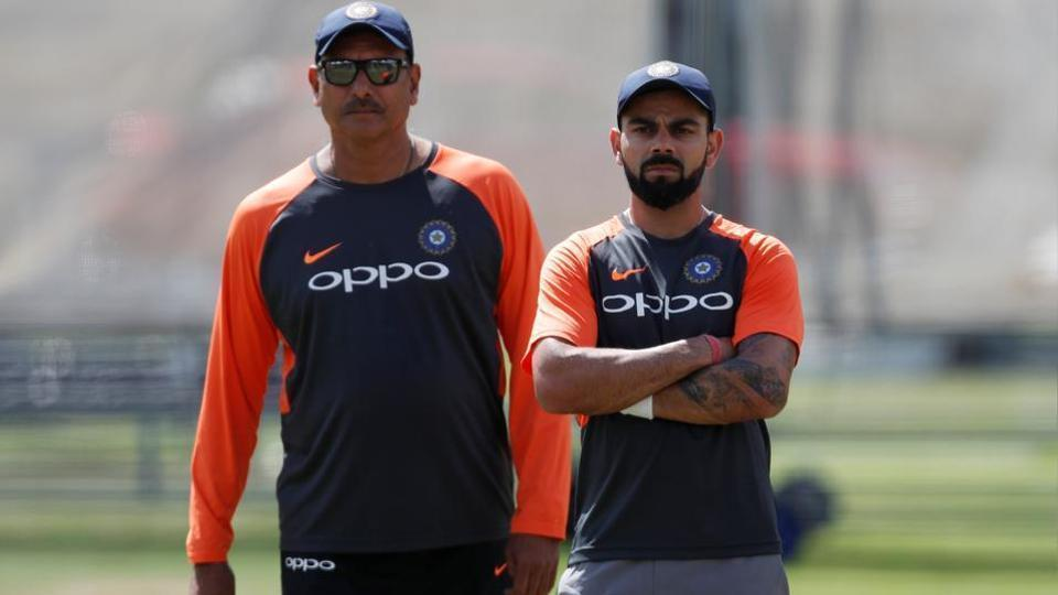 Ravi Shastri may retain his team India's head coach position