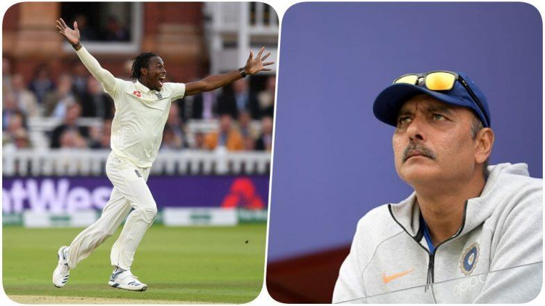 Why Ravi? Jofra Archer Old Tweet goes viral