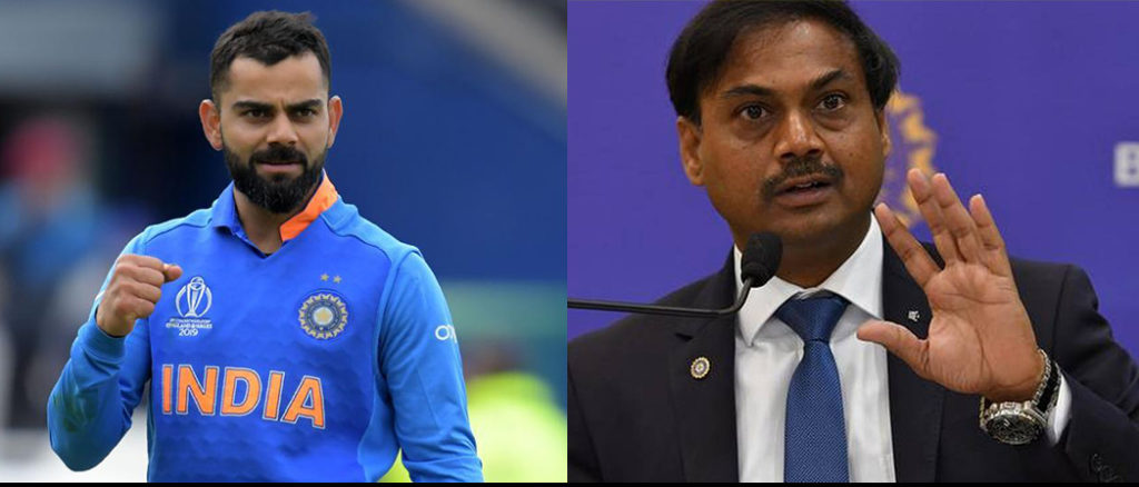 Kohli has so much to offer as captain: chief Selector MSK prasad