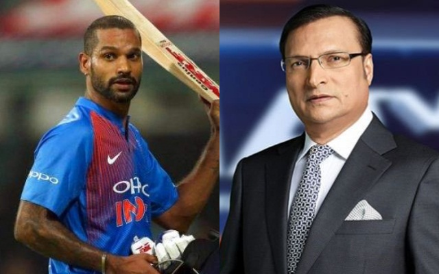 Tweeting against Pakistan cricketers is my new hobby: Shikhar Dhawan