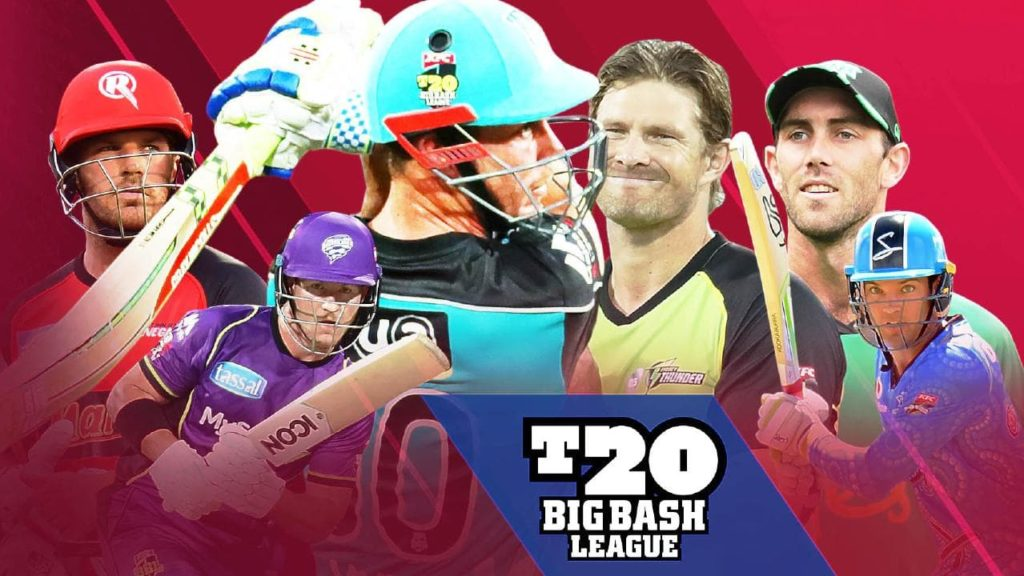 Five teams to qualify for the play-offs in Big Bash League 2019/20