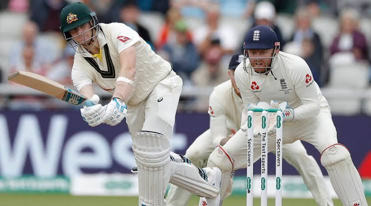 Jonny Bairstow did an MS Dhoni Style Stumping to dismiss Labuschagne