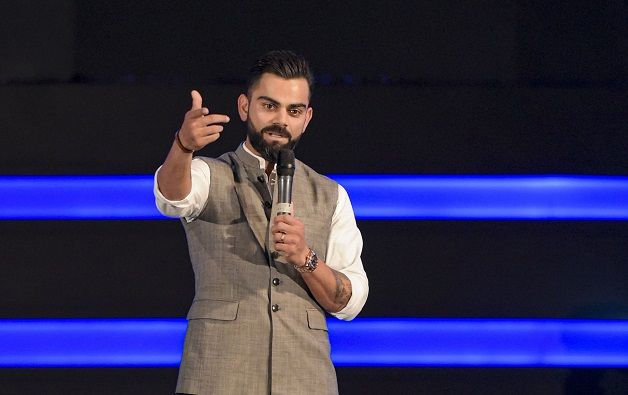 Never thought I would ever be honoured at the same stadium: Virat Kohli