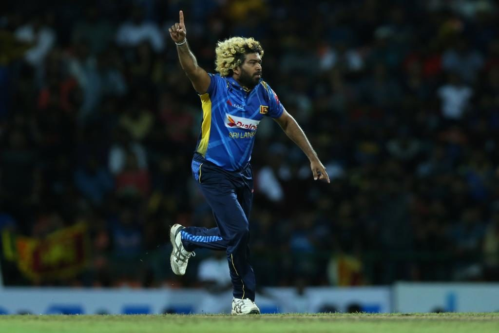 Lasith Malinga becomes the first bowler to take two T20I hat-tricks