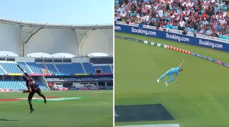 Rameez Shahzad takes a one-handed stunner