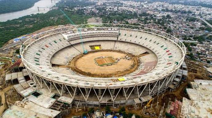 India will play against World XI at world largest stadium