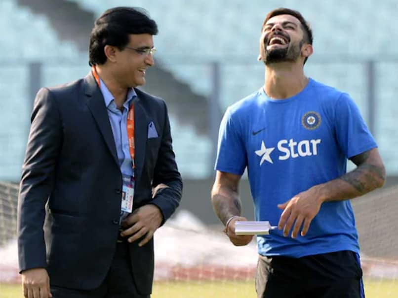 Virat Kohli is agreeable for it: BCCI President Sourav Ganguly on day-night test