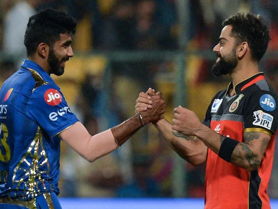 Mumbai Indians gives Epic Reply to Fan Who Asked is Jasprit Bumrah to play for RCB