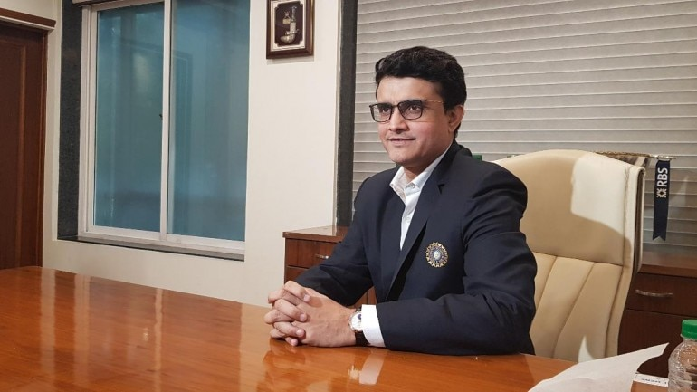 It depends on MS Dhoni: BCCI president Sourav Ganguly