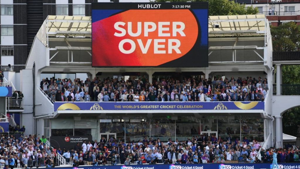 ICC scraps boundary count rule, super over to be repeated in semi-finals and finals