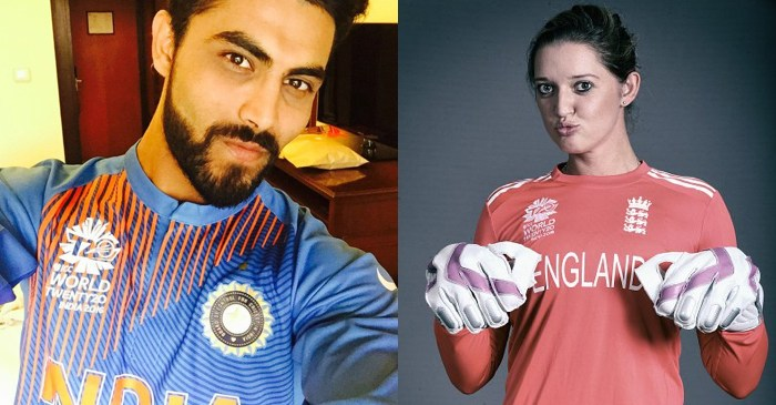 When the late-night conversation between Ravindra Jadeja and Sarah Taylor went viral