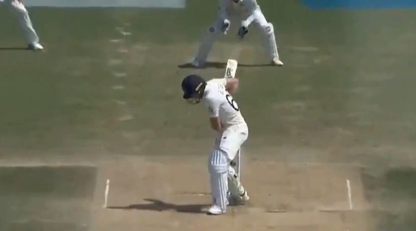 Watch: Jos Buttler's weird dismissal against New Zealand