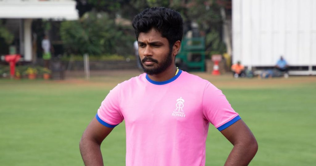 Rajasthan Royals comes up With a Cryptic Tweet After Sanju Samson Snub