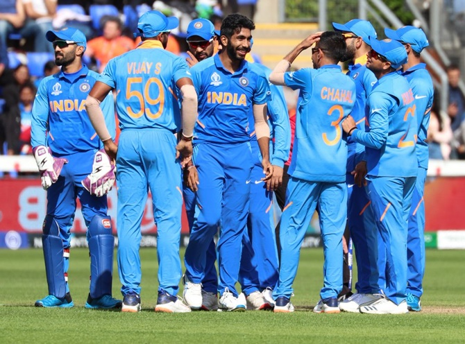 BCCI announced team India Squad for West Indies series
