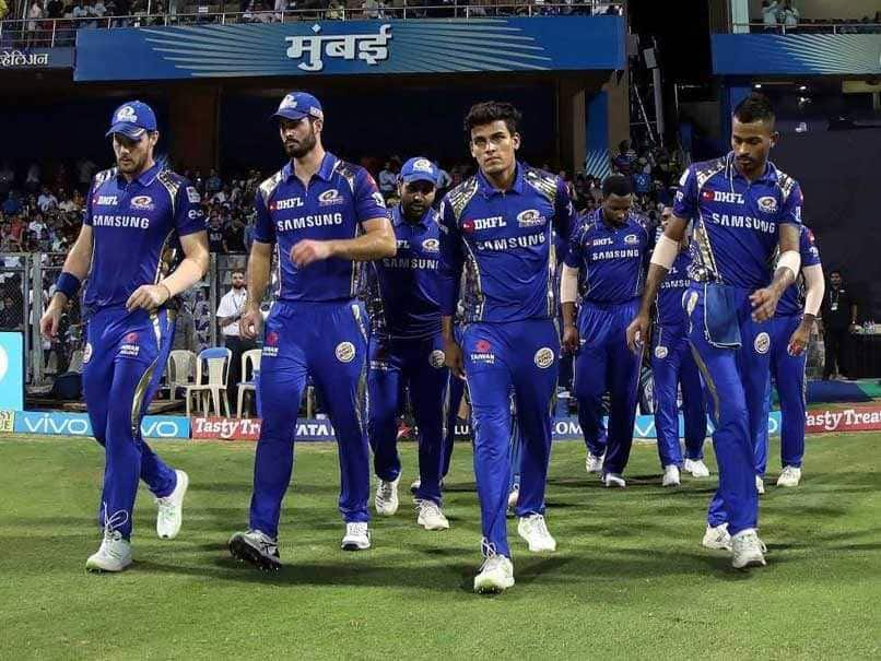 Mumbai Indians release players list ahead of IPL 2020 auction