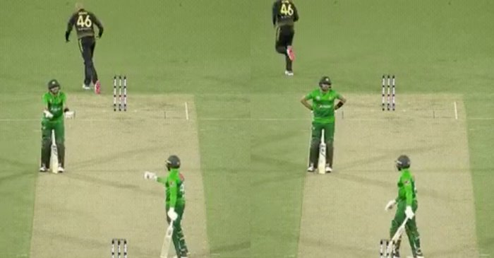 Babar Azam lashes out at Asif Ali for throwing his wicket
